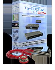 ����� ���� ������ TS-Doctor 1.2.49 TSDoctor_Box_Beta.pn