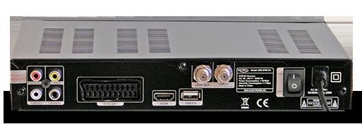 Xoro HRS 8750 CI+